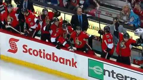 NHL: OTT 2, PIT 1 (2OT) - Game 3