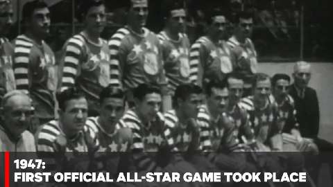 The History of the All-Star Game
