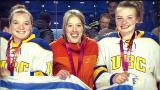 UBC Thunderbirds driven and inspired by Laura Taylor