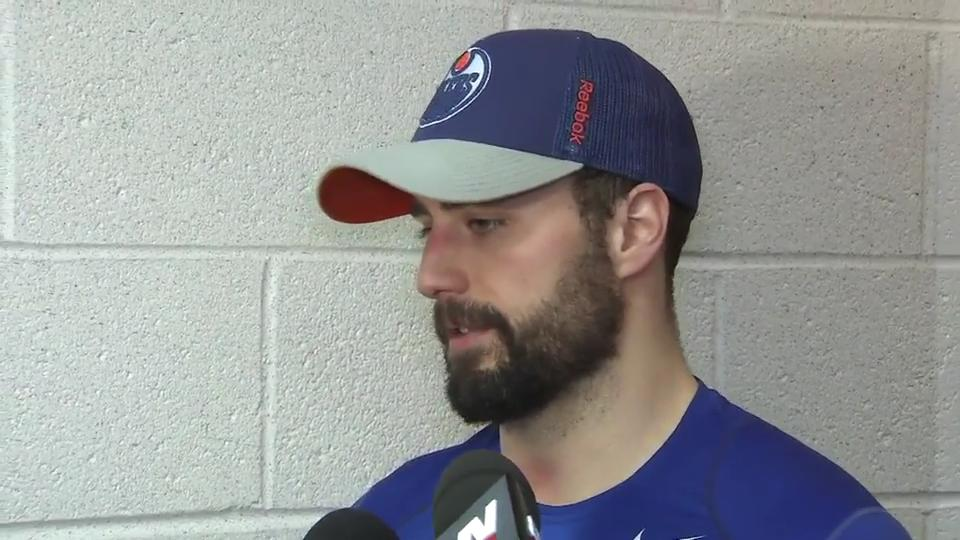 Eberle: Frustrating to not score and let your team down